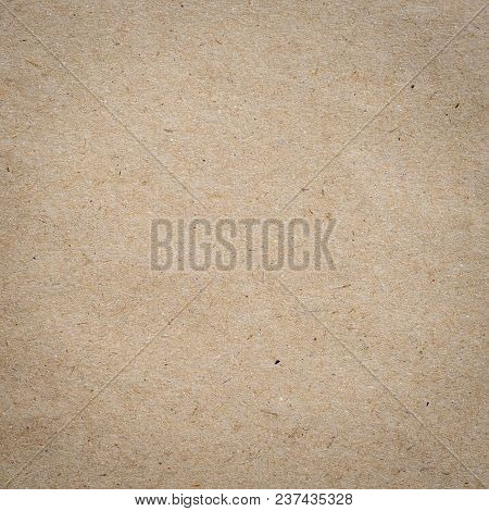 Brown Paper Dirty Texture And Background With Space.
