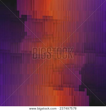 abstract geometric background of colored lines
