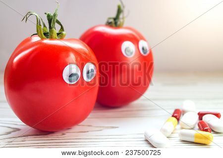 Tomatoes And Supplements