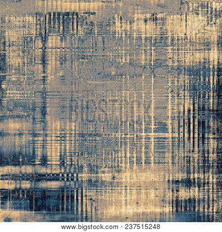 Old, grunge background texture. With different color patterns