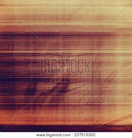 Antique vintage texture or background. With different color patterns