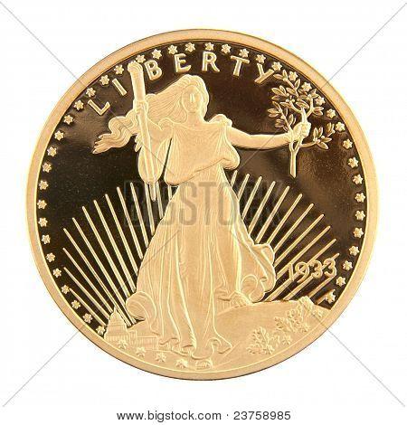 1933 Twenty Dollar Double Eagle