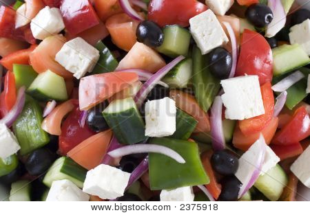 Greek Salad 3