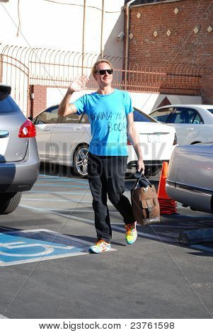 Carson Kressley Dancing with the Stars