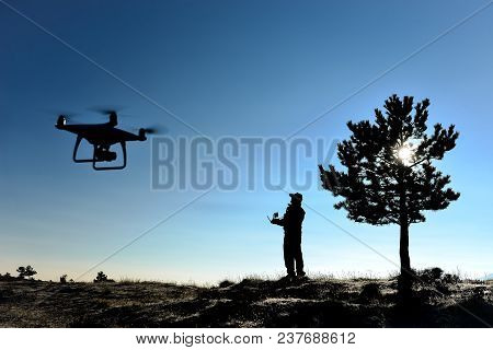 Drone Flight Control And Pilot Training ;drone Pilot