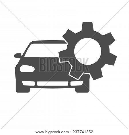 Car Repair Gear Auto Vector Photo Free Trial Bigstock