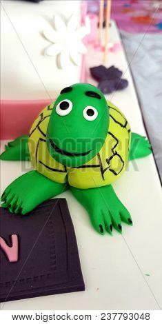 Tortoise Sugar Dough
