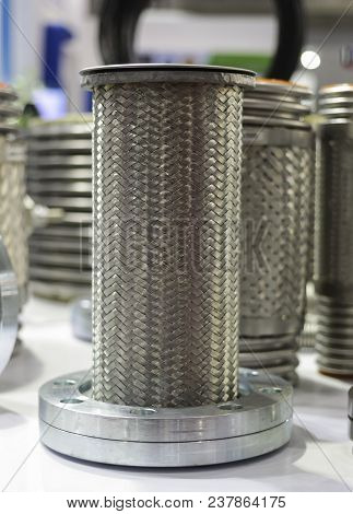 Metal Expansion Joints For Piping System ; Close Up