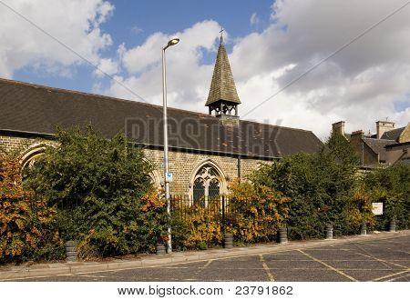 Medieval Hospital Chapel, Ilford