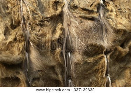 Mineral Wool Or Mineral Fiber, Mineral Cotton, Mineral Fibre