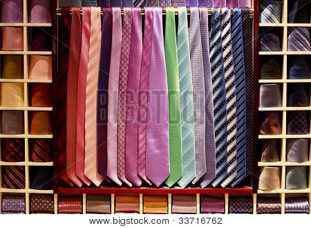 Cravat collection