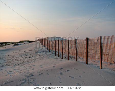 Beach Fence 2