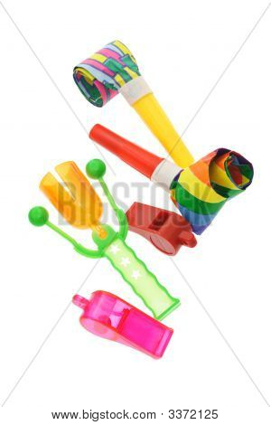 Colorful Party Novelties