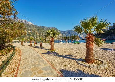 Situated On Turkey Of South-west Coast, With Its Pristine White Beaches And Amazingly Blue Waters, I