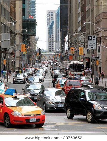 Toronto Traffic