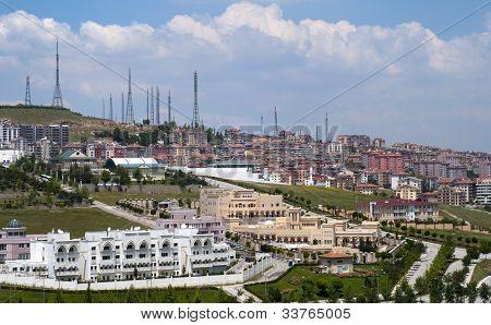 Ankara Hillside