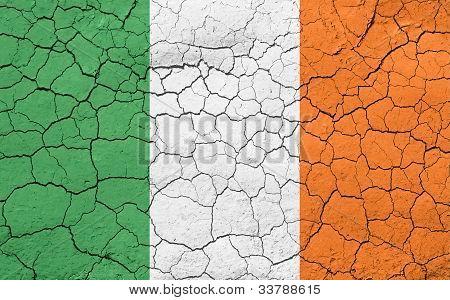 Cracking Irish Flag