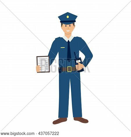 Customs Control Officer. Checking Of Cargo. Delivery And Weighing. Declaration And Agreement. Passpo