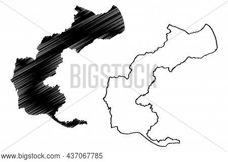 Muzaffarabad District (jammu And Kashmir Union Territory, Republic Of India, Islamic Republic Of Pak