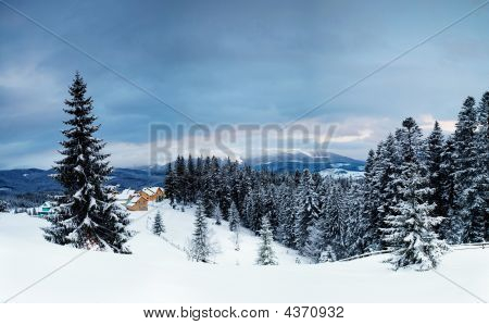 Village In The Mountains