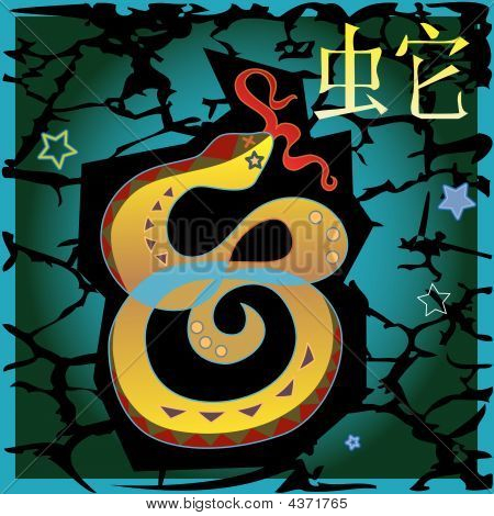 Animal Horoscope - Snake