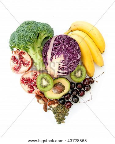 Heartshape Superfoods