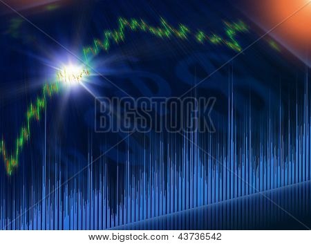 Stock Exchange Graph