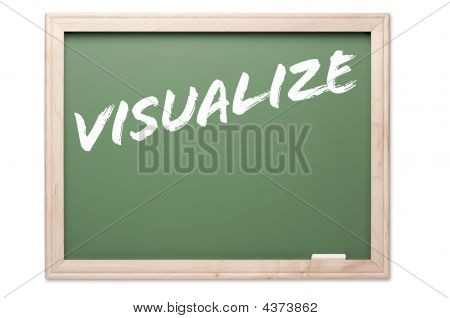 Quote Serie Chalkboard visualisieren
