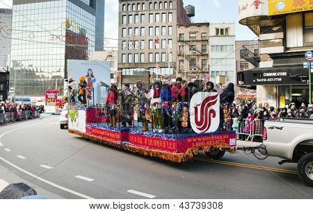 Chinese New Year Parade In Nyc