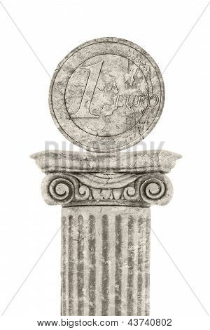Euro-szobor