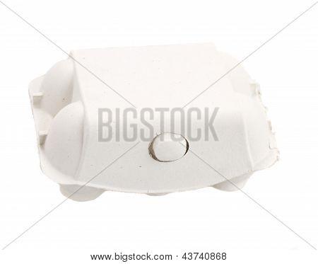closed egg box