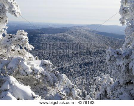 Winter  Framed Mountain 01 All
