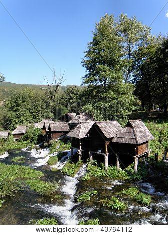Pilva Lakes Watermills, BiH