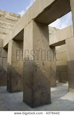 Valley Temple Of Khafre (chepfren)