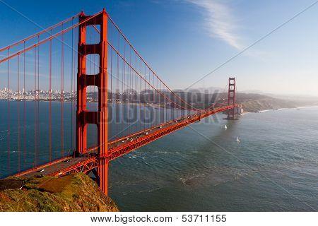 Golden Gate View
