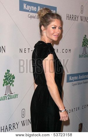 LOS ANGELES - NOV 9:  Rebecca Gayheart at the Second Annual Baby2Baby Gala at Book Bindery on November 9, 2013 in Culver City, CA