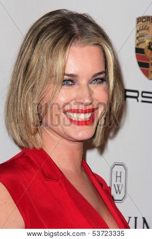 LOS ANGELES - NOV 9:  Rebecca Romijn at the Second Annual Baby2Baby Gala at Book Bindery on November 9, 2013 in Culver City, CA