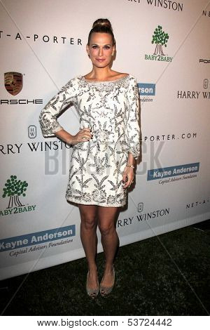 LOS ANGELES - NOV 9:  Molly Sims at the Second Annual Baby2Baby Gala at Book Bindery on November 9, 2013 in Culver City, CA