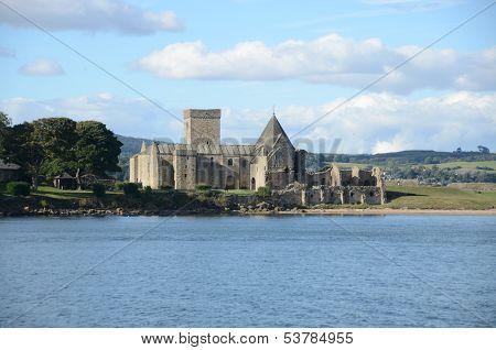 Abbey on Inchcolm