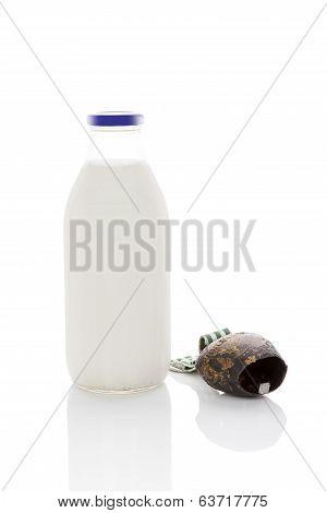Milk Bottle.