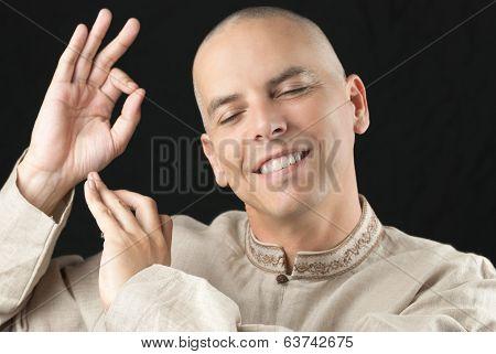 Buddhist Gestures Dharmachakra