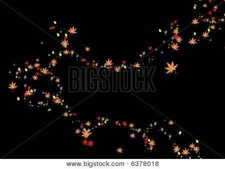 Leaves Dancing