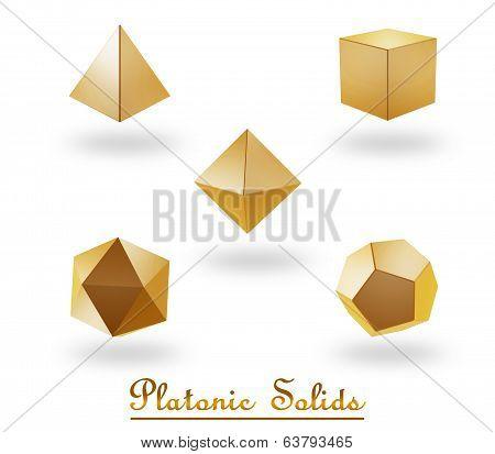 Platoic Solids