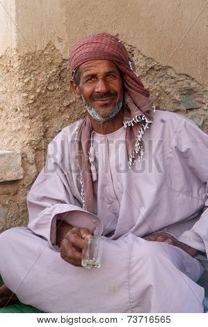 Omani Man