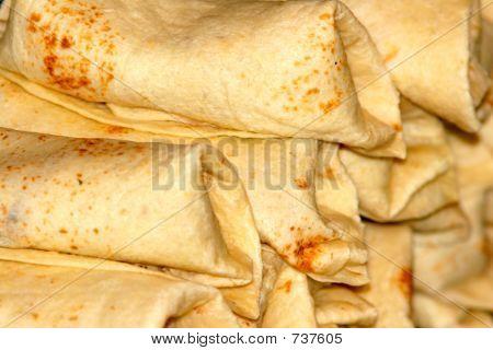 Pile of Burritos