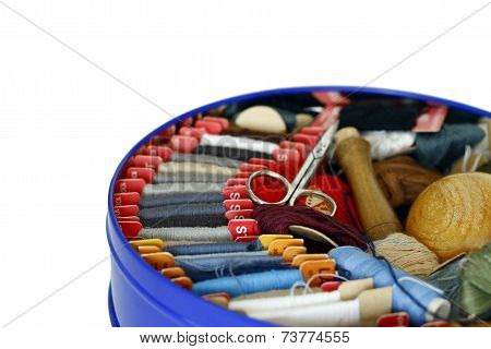 Sewing - Darning Cottons