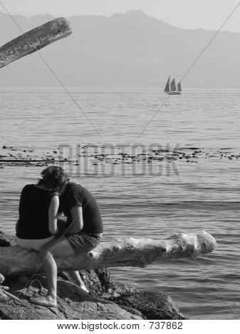seaside love