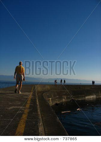 pier walker