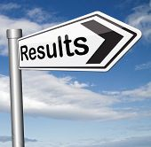 results elections pop poll or sports result test result business report election results  poster