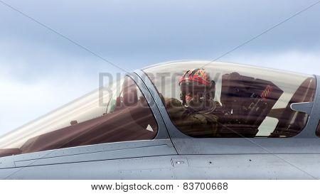 Rafale Pilot
